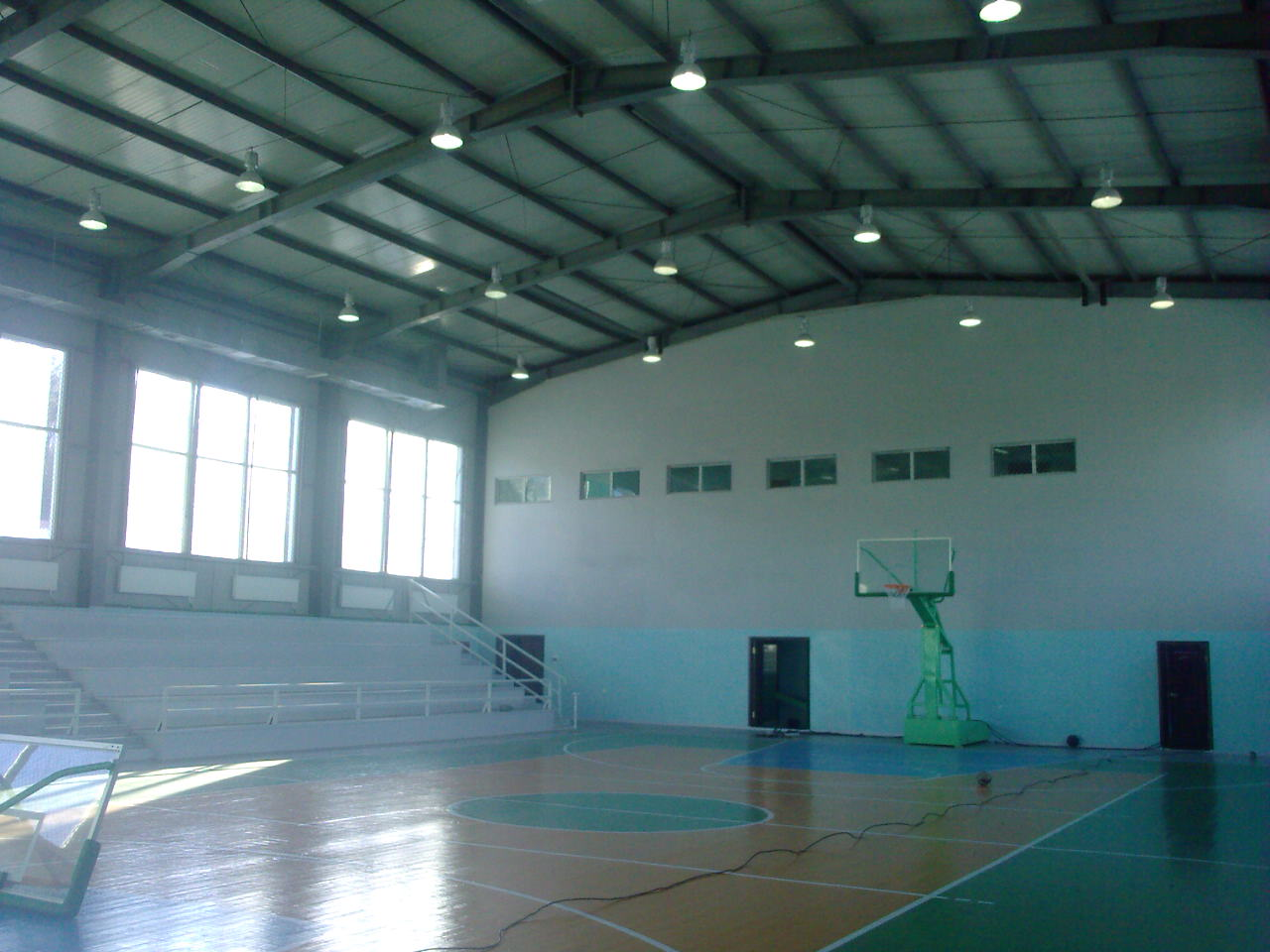 Спорт заал